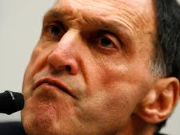 Dick Fuld, former CEO of Lehman Bros